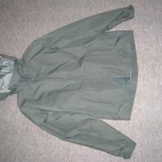 Haina geaca impermeabila Quechuo XL, Culoare: Khaki