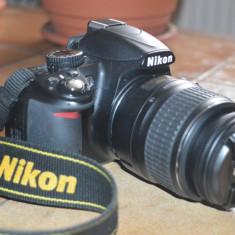Nikon D3100 obiectiv 18-55 - Aparat Foto Nikon D3100