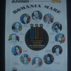 ALMANAH ROMANIA MARE {1996}