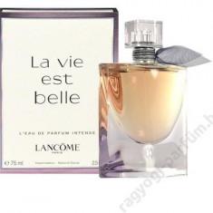 PARFUM LANCOME LA VIE EST BELLE INTENSE 75 ML --SUPER PRET, SUPER CALITATE! - Parfum femeie Lancome, Apa de parfum