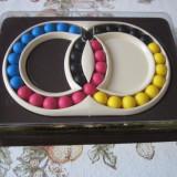 Hungarian Rings (Rubik) nou, sigilat, Unisex