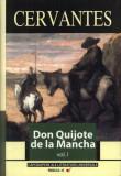 Don Quijote de la Mancha. Vol. 1 + Vol. 2 - de Miguel de Cervantes, Paralela 45, 2007