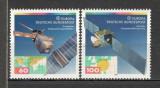 Germania.1991 EUROPA-Cosmonautica  SG.695, Nestampilat