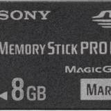 Card memorie- pro duo -memory stick produo-8gb- pentru psp- camere foto -video