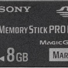 Card memorie- pro duo -memory stick produo-8gb- pentru psp- camere foto -video - Card memorie foto