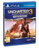 Uncharted 3 Drakes Deception Remastered Ps4, Actiune, 16+, Sony