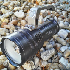 Mega Lanterna Gama Miner cu Zoom si Led CREE T6 NOU