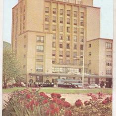 Bnk cp Brasov - Hotelul Carpati - circulata - Carte Postala Transilvania dupa 1918, Printata