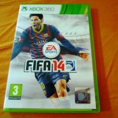 Joc Fifa 14, XBOX360, original, alte sute de jocuri! - Jocuri Xbox 360, Sporturi, 3+, Multiplayer