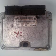 Calculator motor OPEL ASTRA VECTRA ZAFIRA 2.0 DTH X20DTL Y20DTH 09181243 DY, 09 181 243 DY, - Dezmembrari Opel