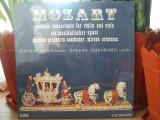 -Y-  MOZART - SOLISTI GHEORGE DIMA - VIOARA / STEFAN GHEORGHIU VIOLA  VINIL