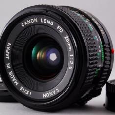 Vand obiectiv CANON FD 28mm 2.8 - Obiectiv DSLR Canon, Canon - EF/EF-S
