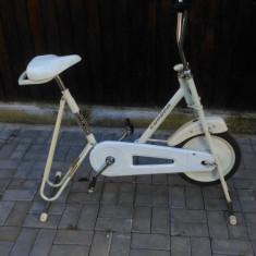 Bicicleta fitness Europa import Germania, Bicicleta verticala mecanica