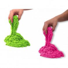Nisip kinetic colorat 1kg