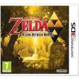Legend Of Zelda A Link Between Two Worlds Nintendo 3Ds, Actiune, 12+