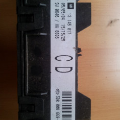Tablou de sigurante REC (din portbagaj) OPEL ASTRA H ZAFIRA B 13145017 CD - Sigurante Auto