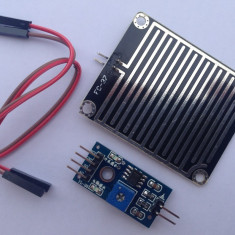 Senzor ploaie FC-37 / umiditate / rain / weather module Arduino