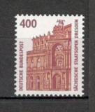Germania.1991 Frumuseti turistice  SG.711, Nestampilat