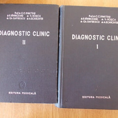 DIAGNOSTIC CLINIC- DIMITRIU- VOL I SI II - Carte Diagnostic si tratament