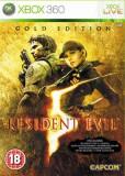 Resident Evil 5 Gold Edition Xbox360, Actiune, 18+, Capcom