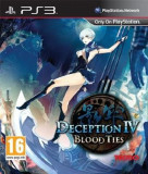 Deception 4 Blood Ties Ps3, Role playing, 12+