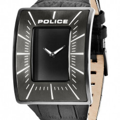 Ceas Police Vantage PL-14004JSB-02 - Ceas barbatesc Police, Casual, Quartz, Inox, Piele, Analog