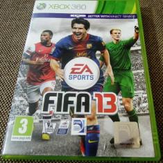 Joc Fifa 13, XBOX360, original, alte sute de jocuri! - Jocuri Xbox 360, Sporturi, 3+, Multiplayer
