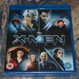 Film - X-Men Trilogy - X-Men / X-Men 2 / X-Men: The Last Stand [3 Blu-Ray Discs] - Film SF Altele, Engleza