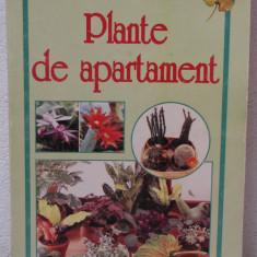 PLANTE DE APARTAMENT -ELENA SELARU - Carte gradinarit