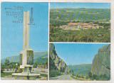 Bnk cp Valea Doftanei - Vedere - necirculata - stampila ocazionala, Printata