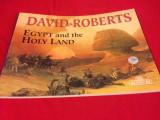 DAVID ROBERTS, EGYPT AND THE HOLY LAND, Album cu reproduceri