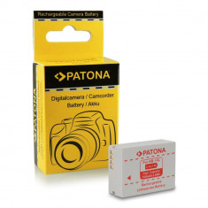 Acumulator compatibil Canon NB-10L, Powershot SX40 HS, G16, marca Patona, - Baterie Aparat foto PATONA, Dedicat