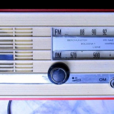 Radio vechi 1970 philips functional AM-FM - Aparat radio
