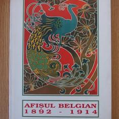 AFISUL BELGIAN- 1892-1914- MNAR - Carte Istoria artei