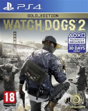Watch Dogs 2 Gold Edition Ps4, Actiune, 18+, Ubisoft