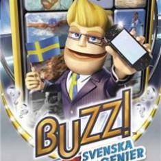 Buzz Buzz Svenska Genier Se Psp - Jocuri PSP Sony