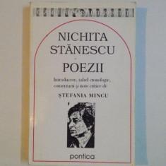 POEZII de NICHITA STANESCU 1997 - Roman