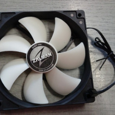Ventilator cooler ZALMAN 120 MM, Pentru carcase
