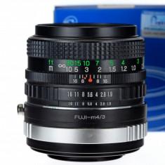M4/3 mft - Fuji adaptor pentru Olympus Panasonic - Inel adaptor obiectiv foto