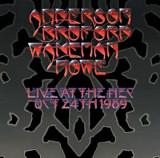 ANDERSONBRUFORDWAKEMANHOWE Live At The Nec (2cd)