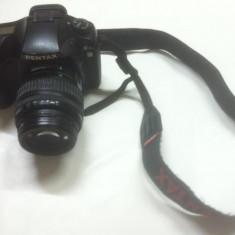Aparat foto Pentax K10D - DSLR Pentax, Kit (cu obiectiv)