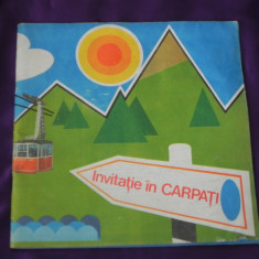 Invitatie in Carpati muntii Rodnei, Bihor, Retezat, Fagaras etc(f0248