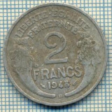 7521 MONEDA- FRANTA - 2 FRANCS - anul 1948 B -starea ce se vede, Europa