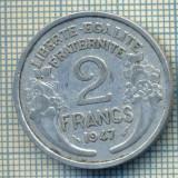 7519 MONEDA- FRANTA - 2 FRANCS - anul 1947 -starea ce se vede, Europa