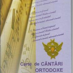CARTE DE CANTARI ORTODOXE - Carti ortodoxe