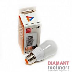 BEC LED MINI AVIDE B45 E27 6W - Lumanari tort copii
