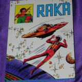 Raka 3 - benzi desenate sf. Germana - norbert hethke (f0296 - Reviste benzi desenate