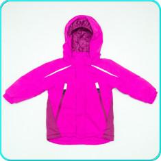 DE FIRMA → Geaca de iarna groasa, impermeabila H&M → fete | 18 luni - 2 ani | 92, Marime: Alta, Culoare: Fuchsia