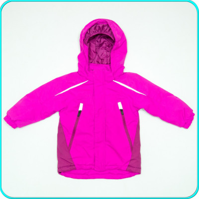 DE FIRMA → Geaca iarna, groasa, impermeabila, H&M → fete | 18 luni—2 ani | 92 cm foto