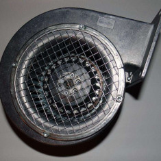 Ventilator centrala gazeificare - cazan gazeificare Termofarc, Unical